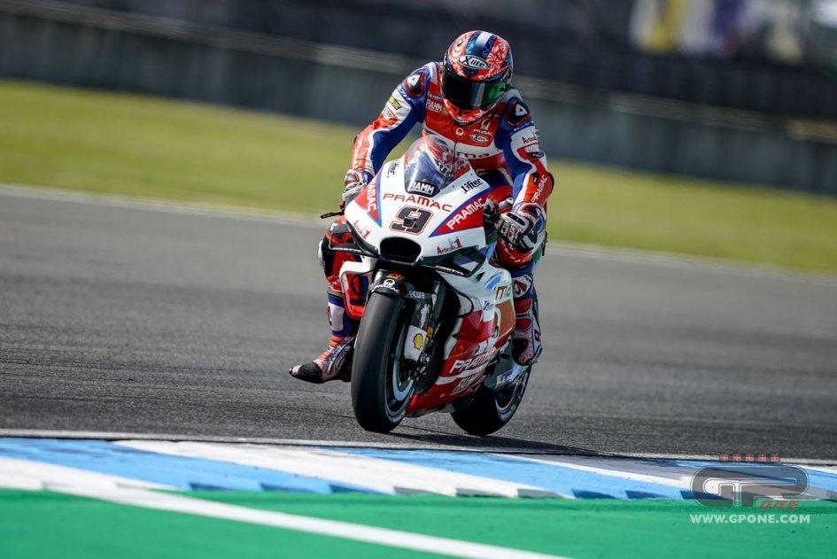 """MotoGP: Petrucci: """"Sad about qualifiers, optimistic for the race"""""""