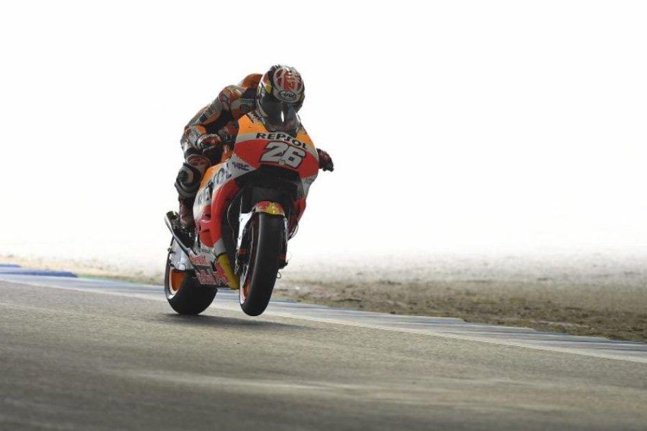 """MotoGP: Pedrosa: """"Queste condizioni confondono solo le idee"""""""