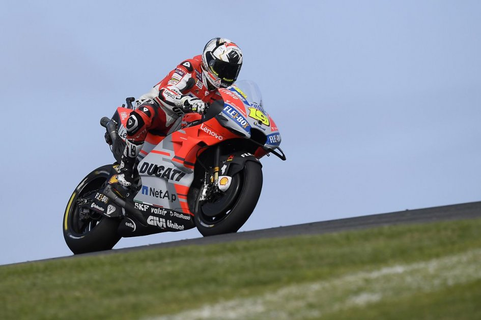 """MotoGP: Bautista: """"Cosa mi mancherà della Ducati ufficiale? Il motore!"""""""