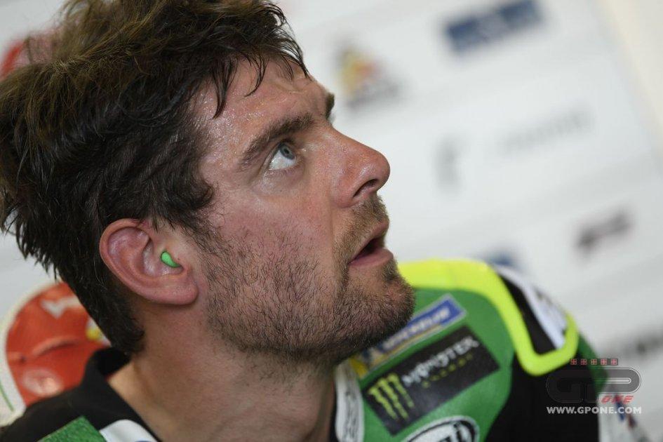MotoGP: Frattura alla caviglia per Crutchlow: sarà operato