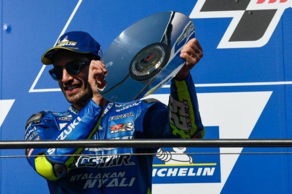 """MotoGP: Iannone: """"Se la Suzuki è cresciuta è solo grazie a me"""""""