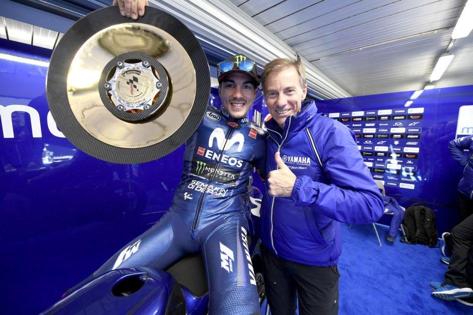 "MotoGP: Vinales: ""Ora sento la squadra più vicina a me"""