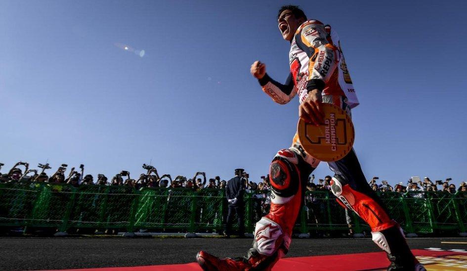 MotoGP: Marc Marquez: un 2018 da Cannibale