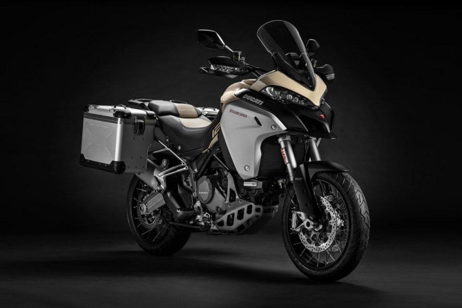News Prodotto: Ducati: arriva la nuova Multistrada 1260 Enduro