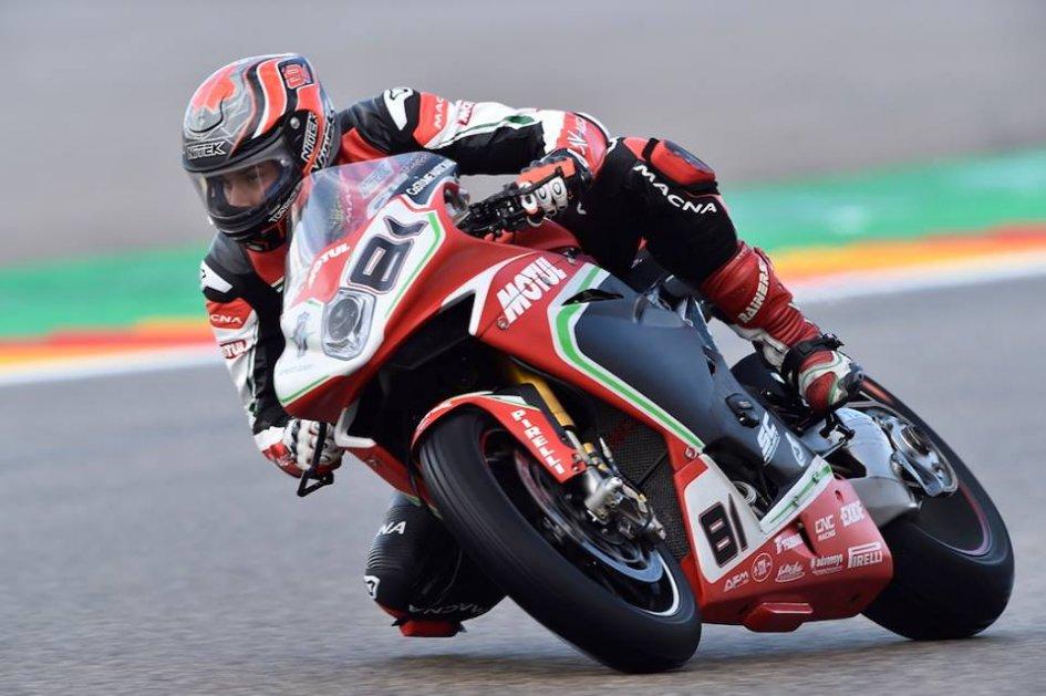 SBK: BREAKING: Jordi Torres' adventure with MV Agusta is over