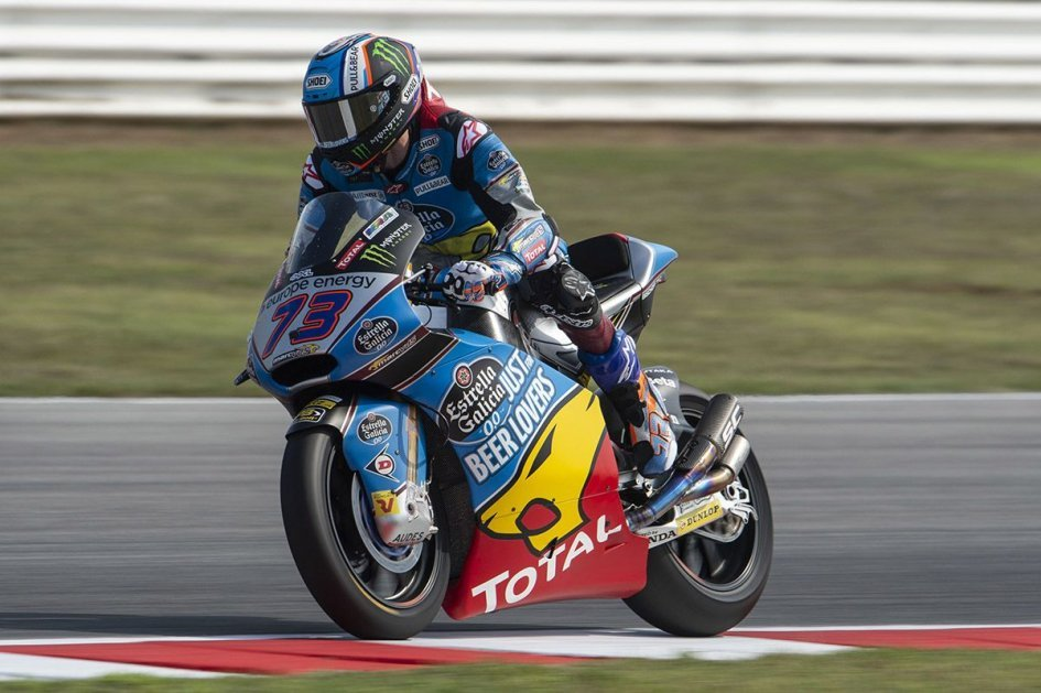 Moto2: FP2, Marquez si conferma al top a Sepang. Marini 3° su Bagnaia