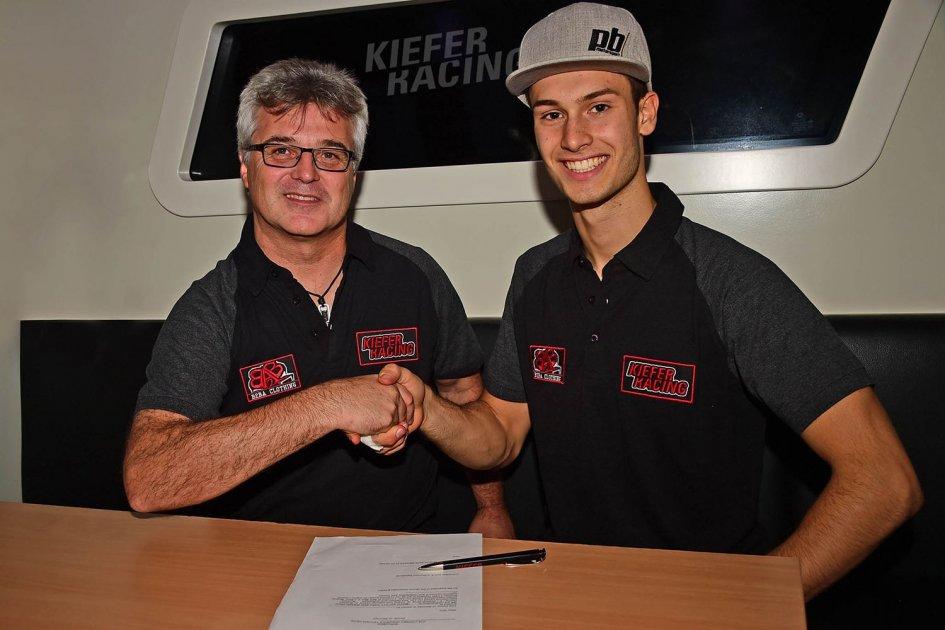 Moto2: Lukas Tulovic e Kiefer Racing insieme nel 2019