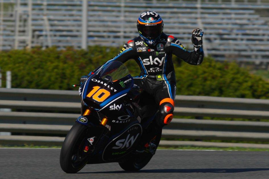Moto2: Test Jerez: Marini più veloce della pole 2018!