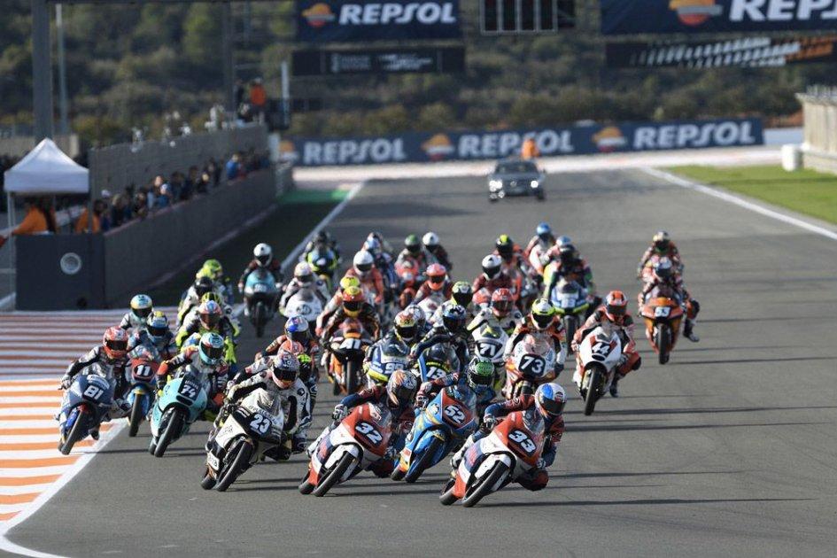 Moto3: CEV: Here is the 2019 Junior world championship