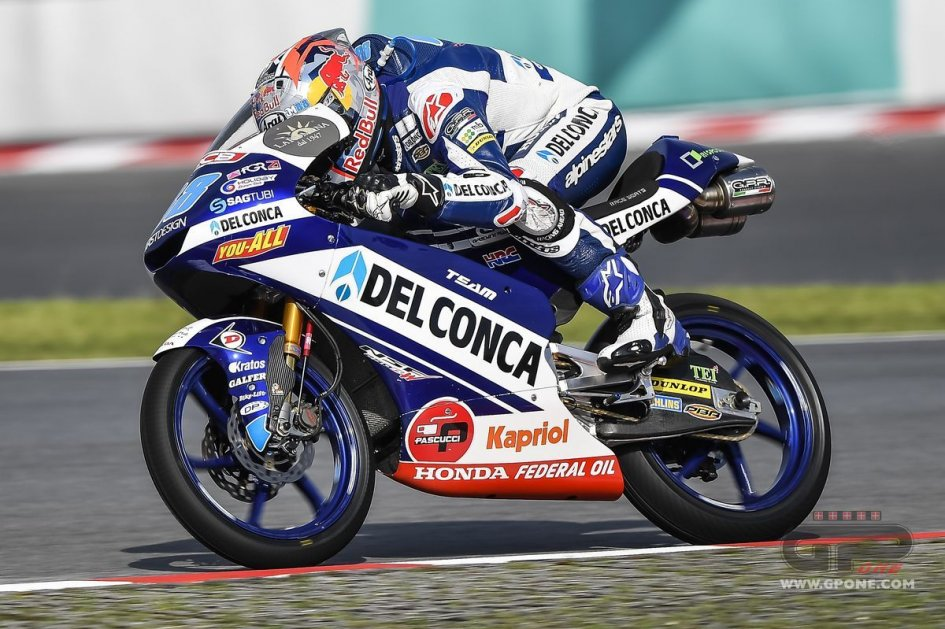 Moto3: Sepang: Martin in pole, ma è testa a testa con Bezzecchi
