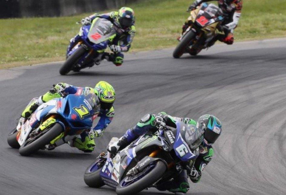 MotoAmerica: 2019 Calendar, ten rounds across the USA