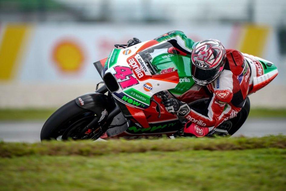 MotoGP: A. Espargarò: le soluzioni 2017 mi rendono competitivo