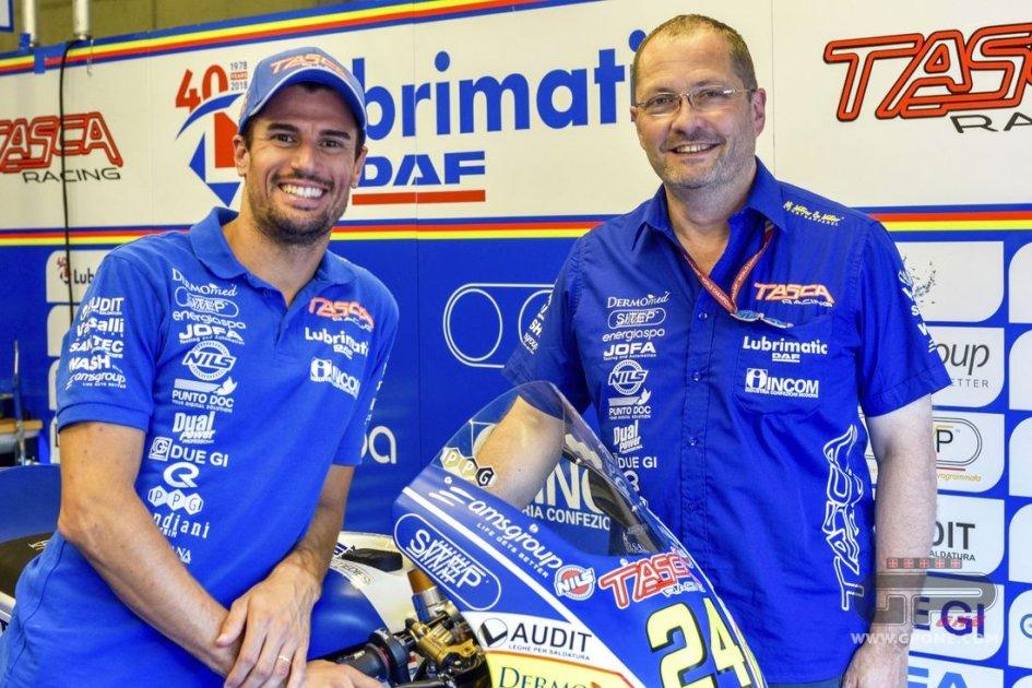 MotoGP: Massimo Biagini al fianco di Corsi nel 2019