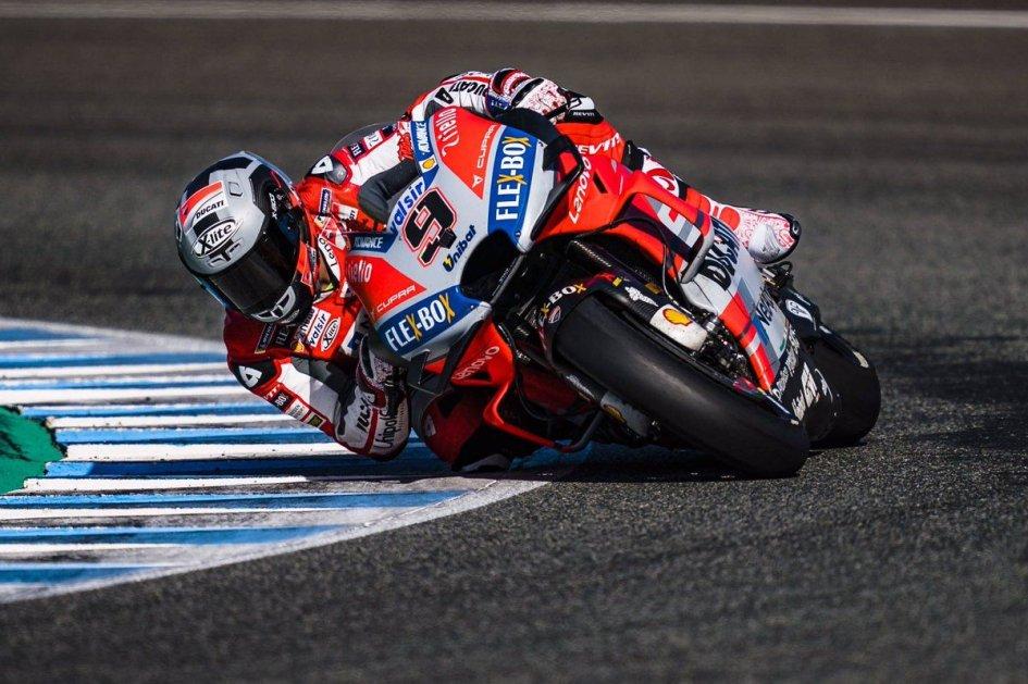 MotoGP: Petrucci: a Dovizioso ho detto, rimaniamo amici
