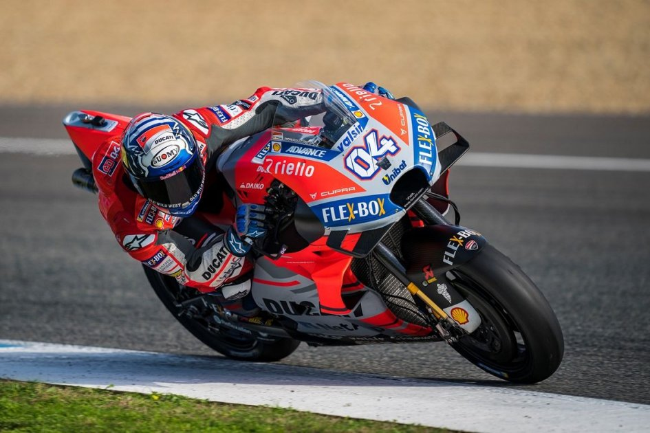 "MotoGP: Dovizioso: ""I'll begin 2019 in the best condition"""