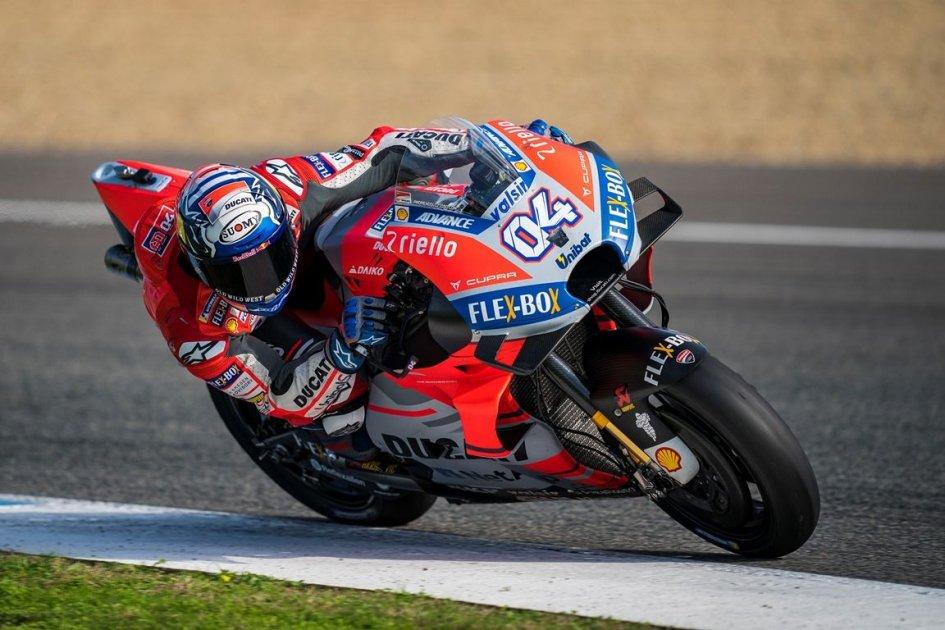 """MotoGP: Dovizioso: """"Arrivo al 2019 nella migliore condizione"""""""