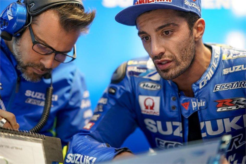"""MotoGP: Iannone è sicuro: """"Abbiamo le carte in regola per puntare al podio"""""""