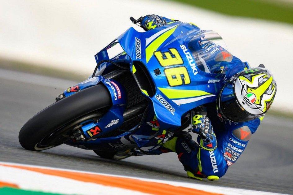 """MotoGP: Mir: """"Sono sorpreso, la Suzuki è più adatta a me della Moto2"""""""