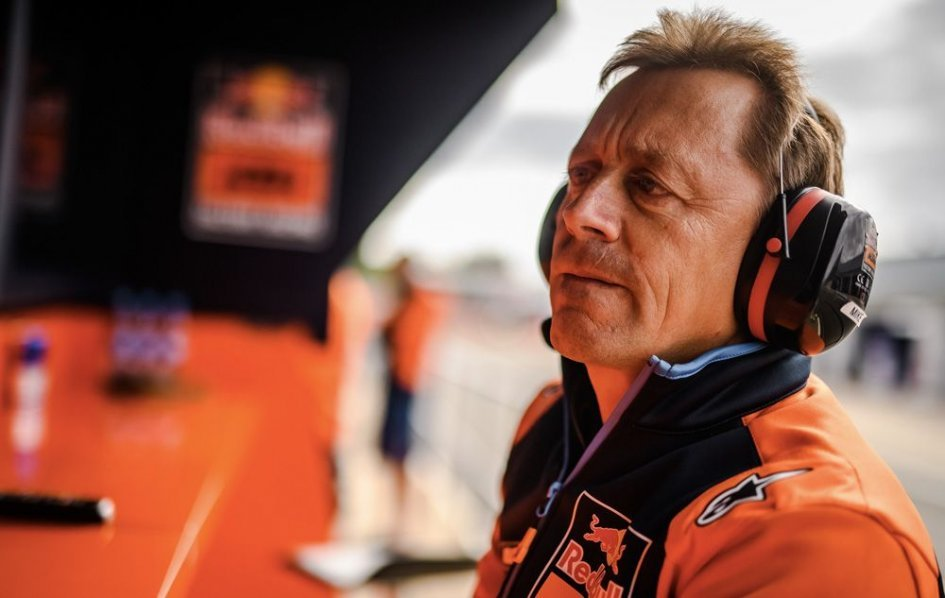"MotoGP: Mike Leitner: ""Pedrosa fundamental to KTM development"""