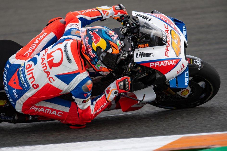 MotoGP: Miller: con questa moto sono sempre più a mio agio