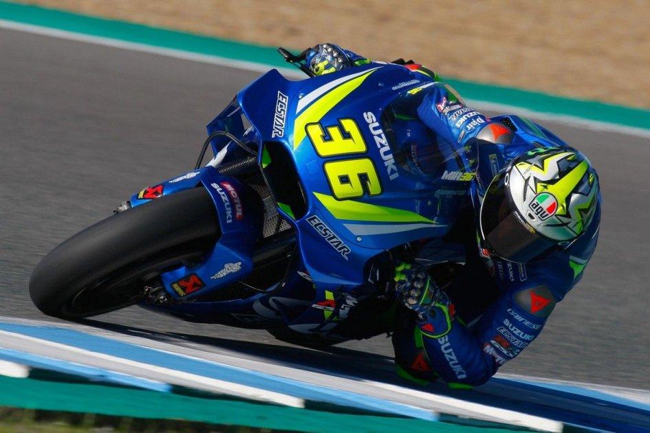 MotoGP: Mir: se potessi tagliarmi i gomiti, lo farei