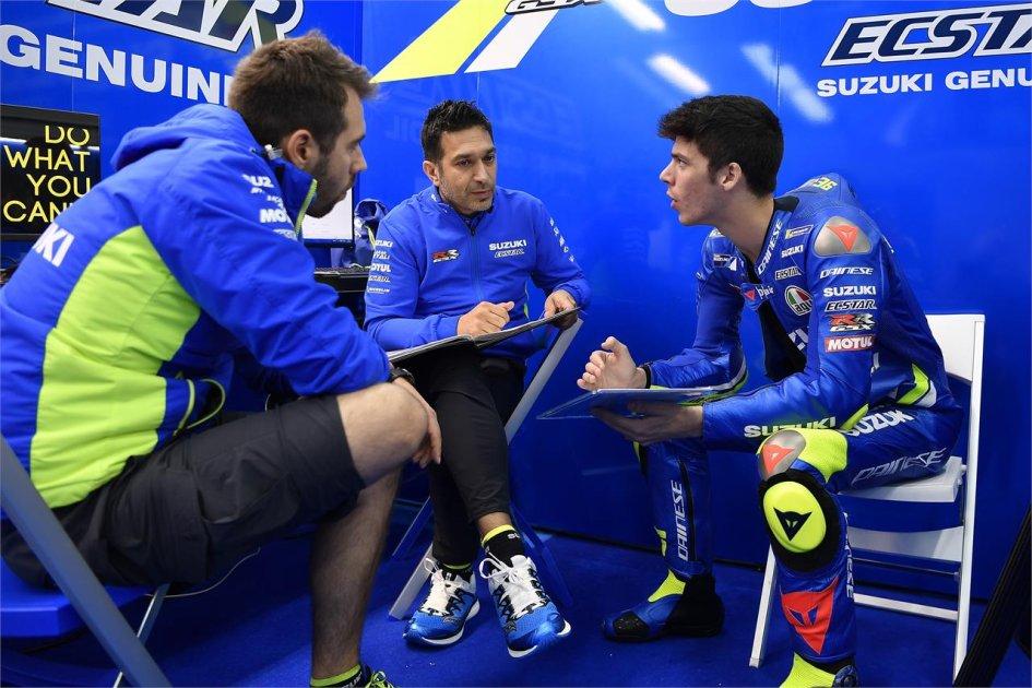 """MotoGP: Mir: """"Dopo l'incidente mi sentivo come RoboCop"""""""