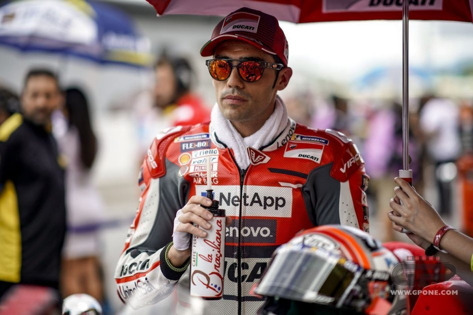 """MotoGP: Michele Pirro: """"The GP19? It'll be easy and fun to ride"""""""