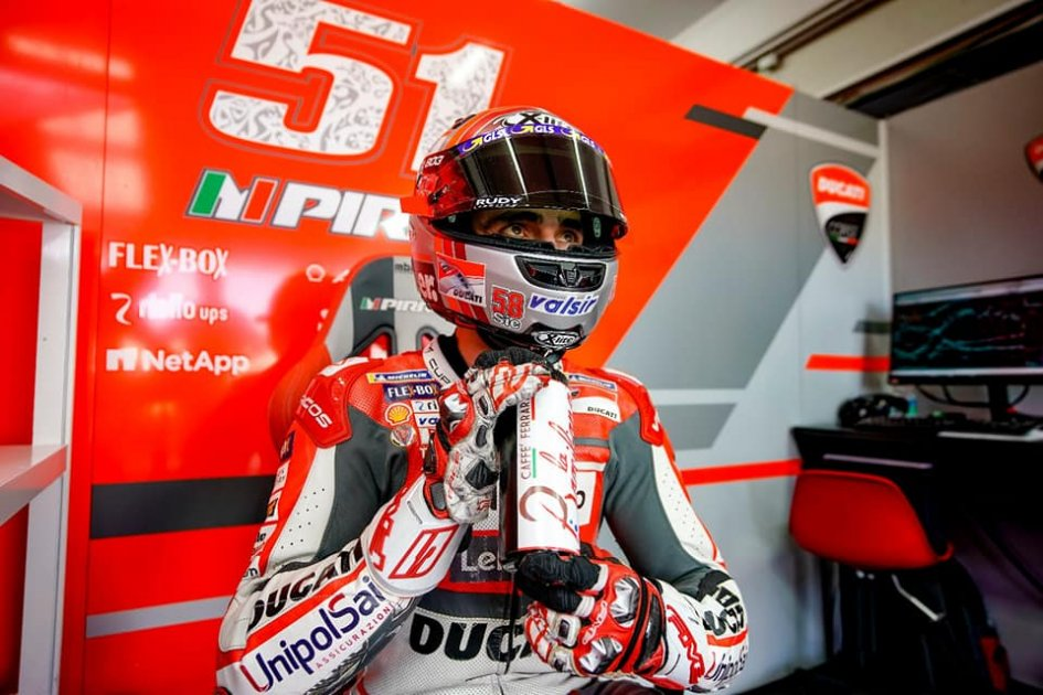 MotoGP: Michele Pirro si opera, niente test a Jerez