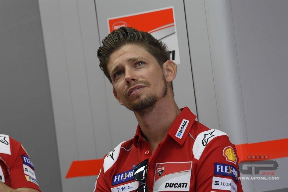 MotoGP: Casey Stoner bids farewell to Ducati