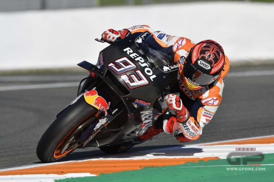 "MotoGP: Marquez: ""Lorenzo? The first day with the Honda is always difficult"""