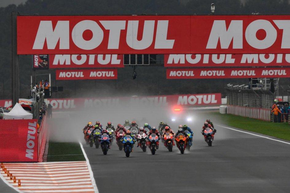 MotoGP: Test Valencia: in tv su Sky Sport MotoGP e live su GPOne.com