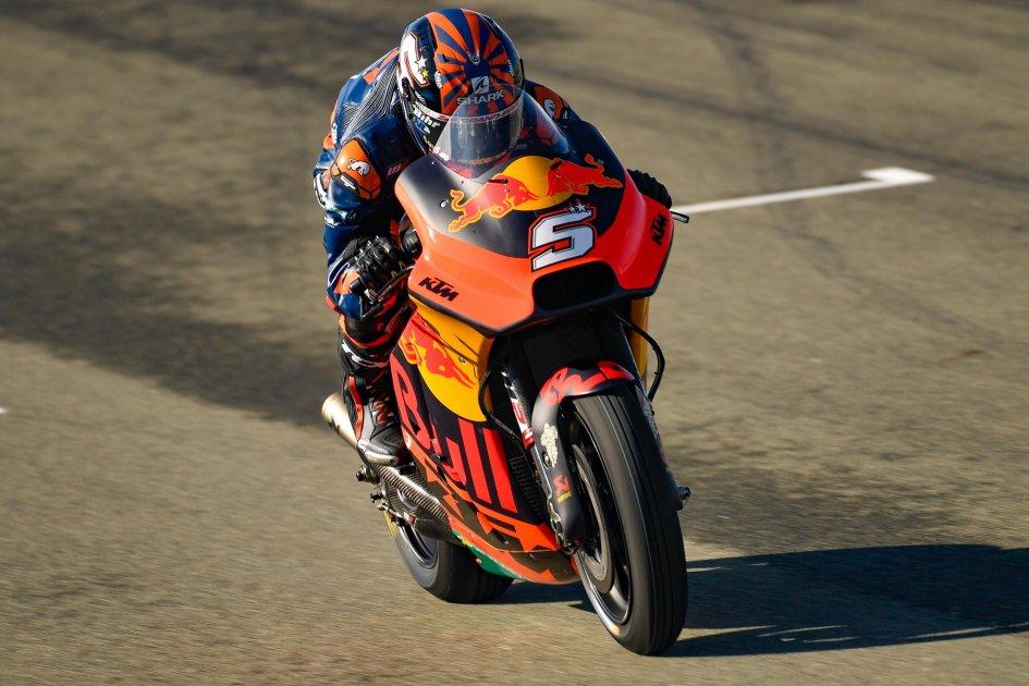 """MotoGP: Zarco: """"La KTM è molto peggio di quanto mi aspettassi"""""""