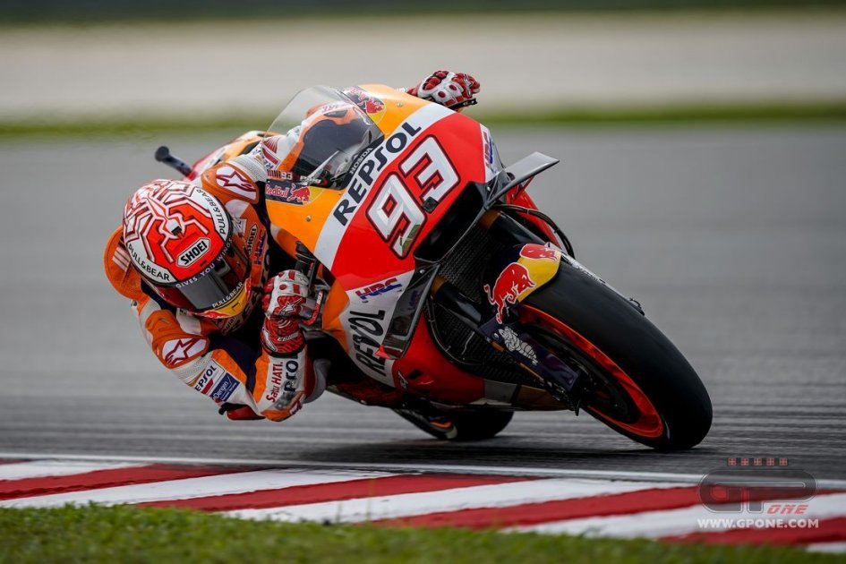 """MotoGP: Márquez: """"My saves? As long as I don't go past 67°"""""""
