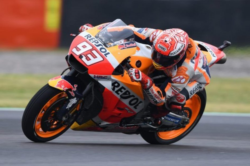 MotoGP: Sepang: Márquez, 80 of these pole positions. Zarco ahead of Rossi