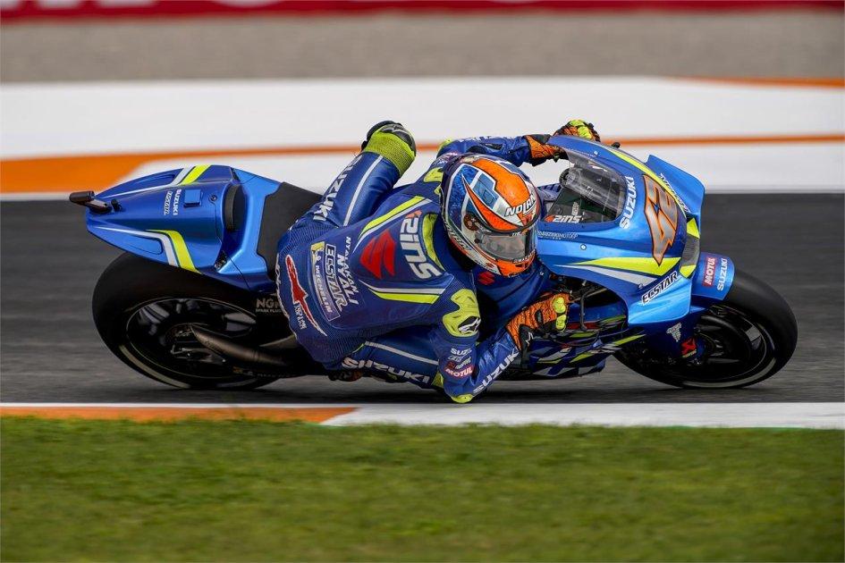 """MotoGP: Rins: """"Il nuovo motore va talmente forte che la moto derapa troppo"""""""