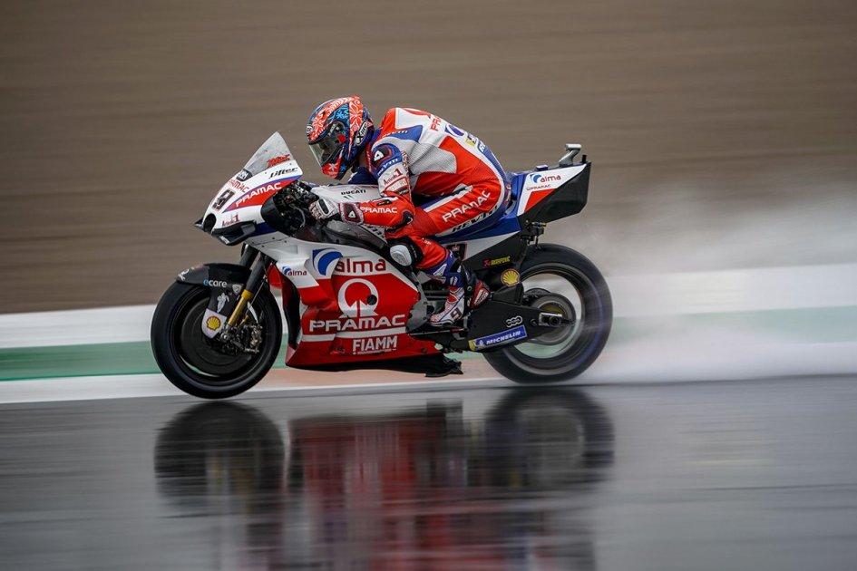 """MotoGP: Petrucci: """"Ho commesso un solo errore e l'ho fatto in gara"""""""