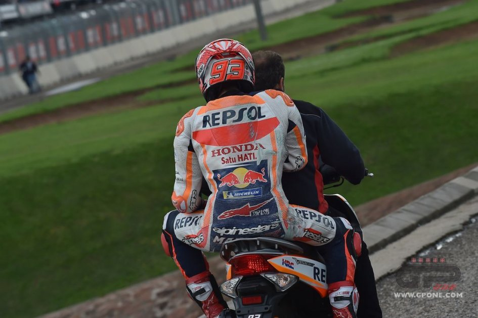 "MotoGP: Márquez: ""The tests are more important, surgery can wait"""