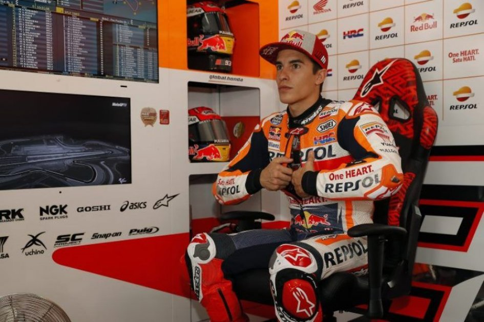 """MotoGP: Márquez: """"I missed battling for the Championship in Valencia"""""""