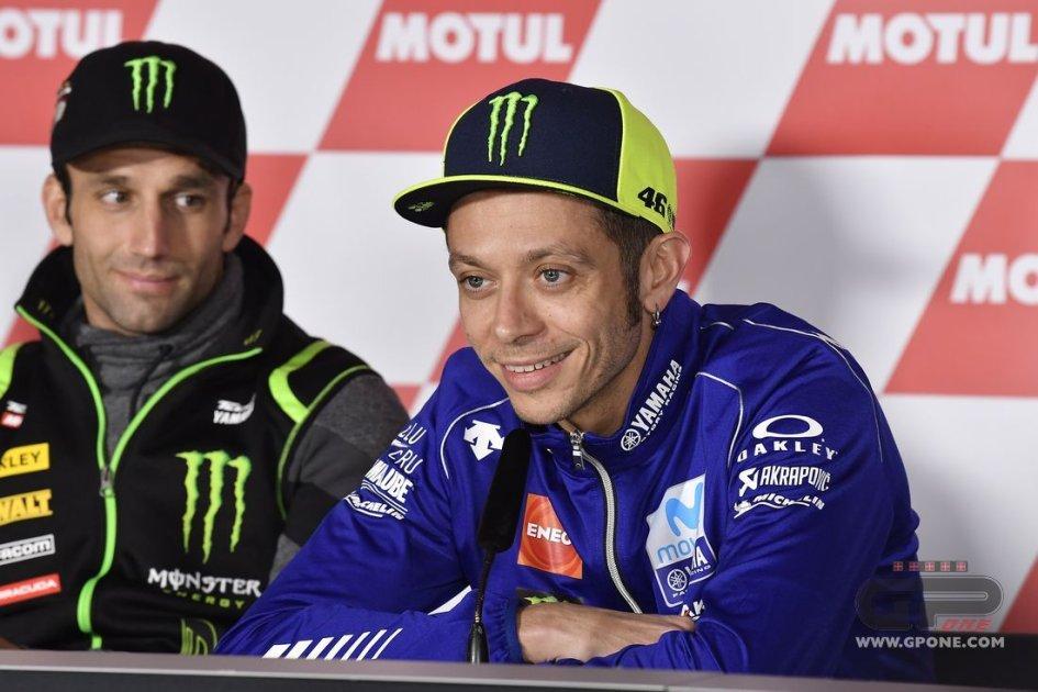 """MotoGP: Rossi: """"Questa stagione una prova difficile da superare"""""""