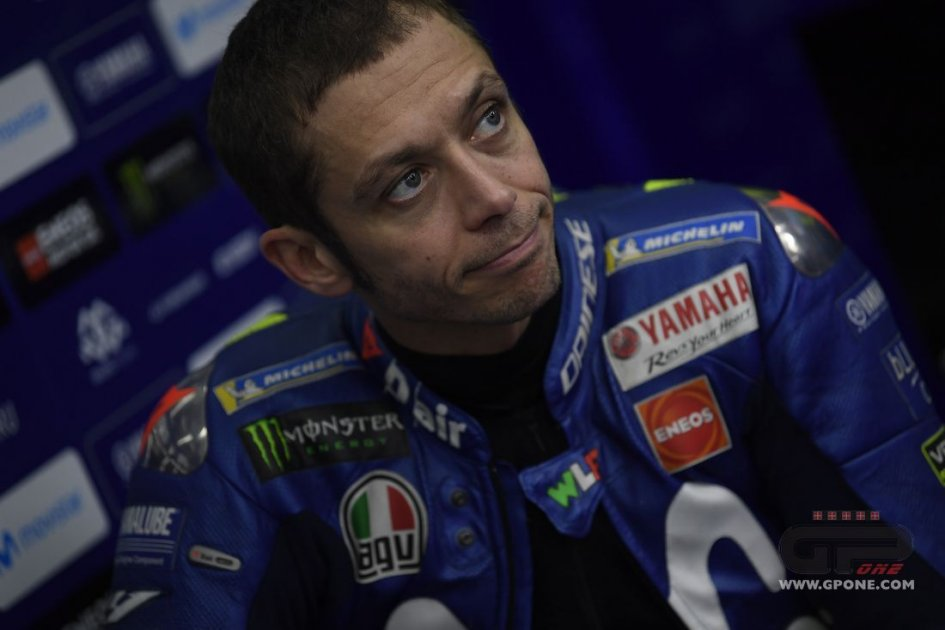 MotoGP: Rossi: I'm 16th and Viñales is on pole? We only have one 'good' M1