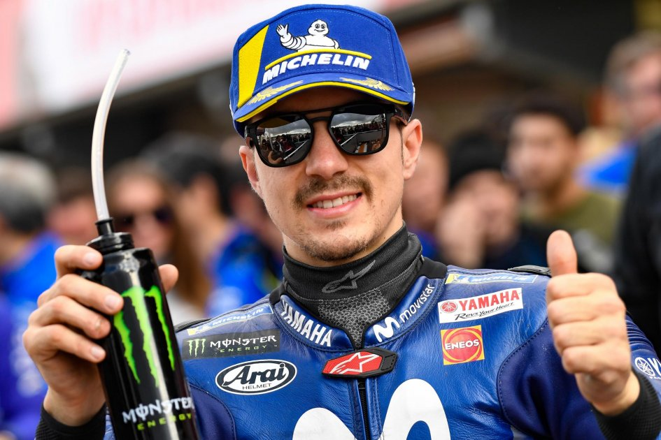 MotoGP: Vinales: voglio convincere Yamaha di essere l'uomo giusto