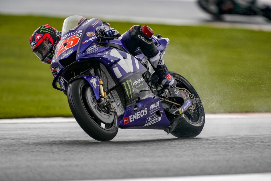 """MotoGP: Viñales thinks about 2019 and changes number: """"I needed a reset"""""""
