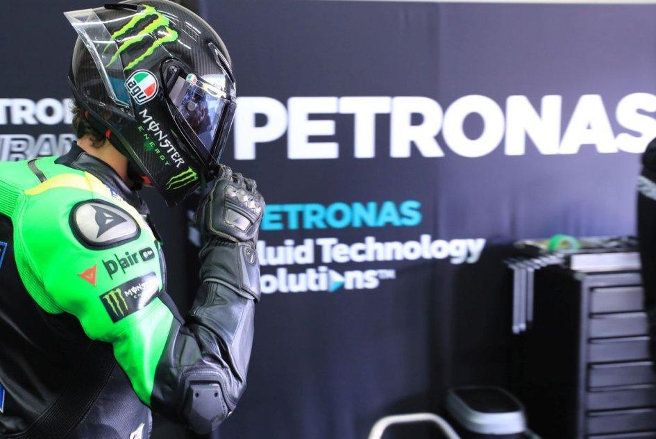 """MotoGP: Morbidelli: """"Non sento la pressione di poter lottare con Rossi nel 2019"""""""