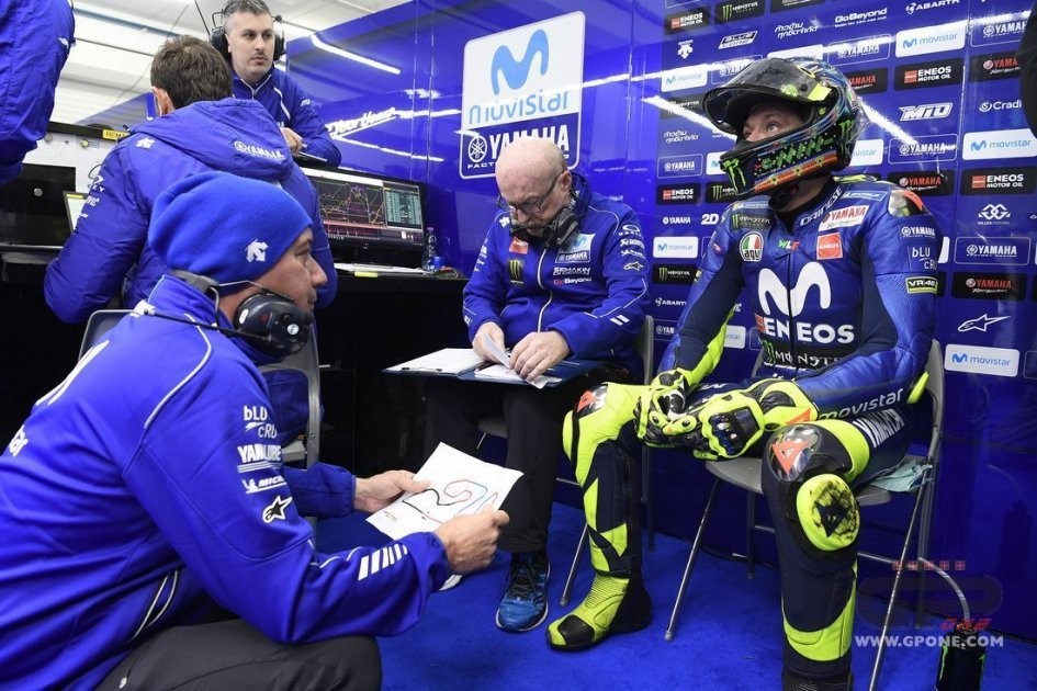 """MotoGP: Rossi: """"The new engines don't resolve our limitations"""""""