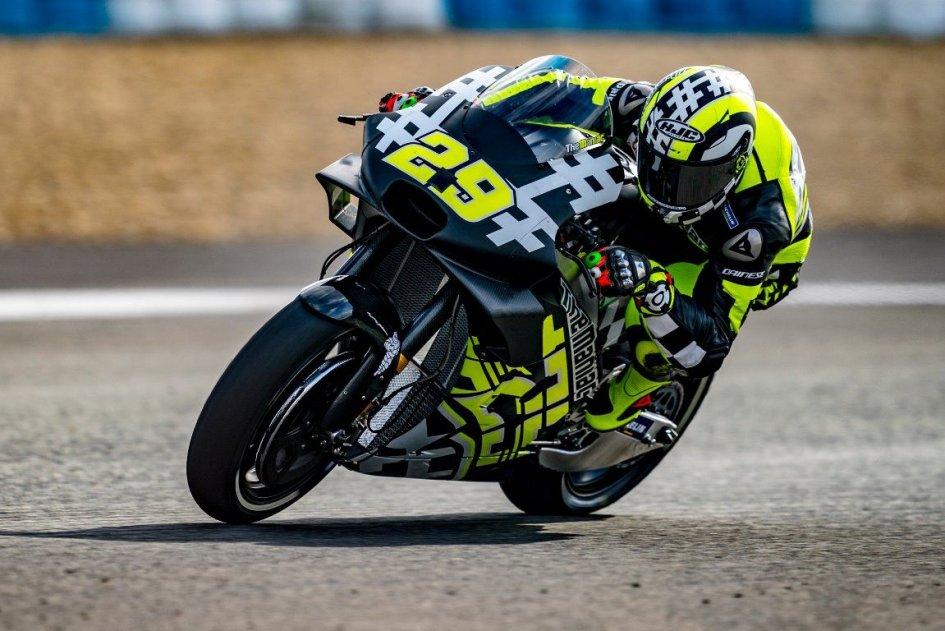 """MotoGP: Iannone: """"I test di Jerez mi hanno dato informazioni utili"""""""