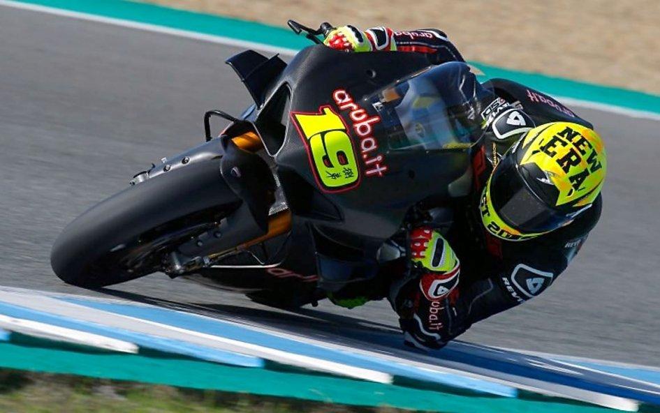 SBK: Jerez: Bautista soprende tutti al debutto
