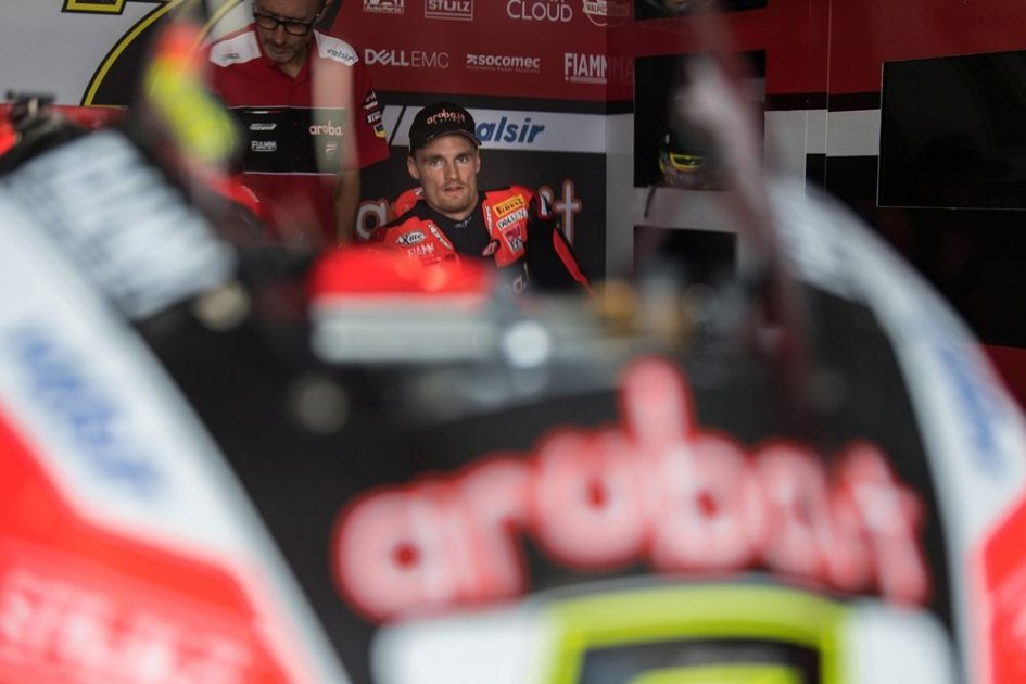 SBK: Aragon: the acid test for Davies and Ducati V4-R