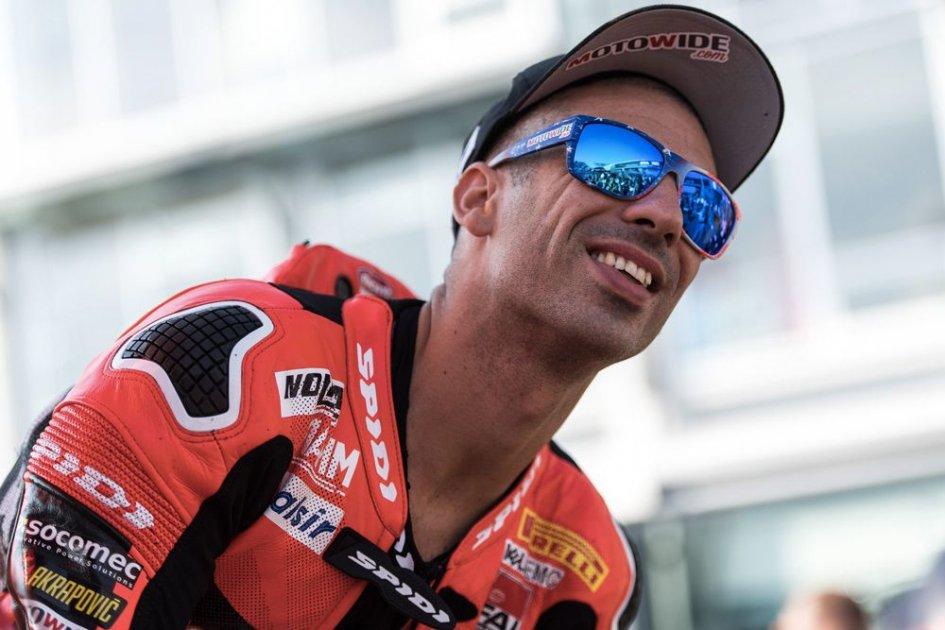 SBK: Marco Melandri, ecco la Yamaha che non ti aspetti!