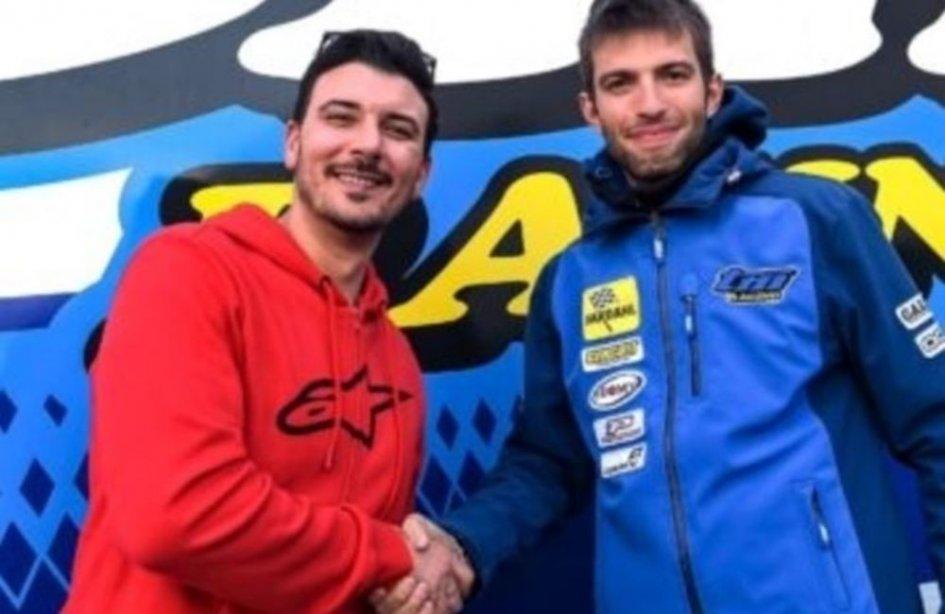 Moto3: Davide Giugliano torna in pista da... team manager