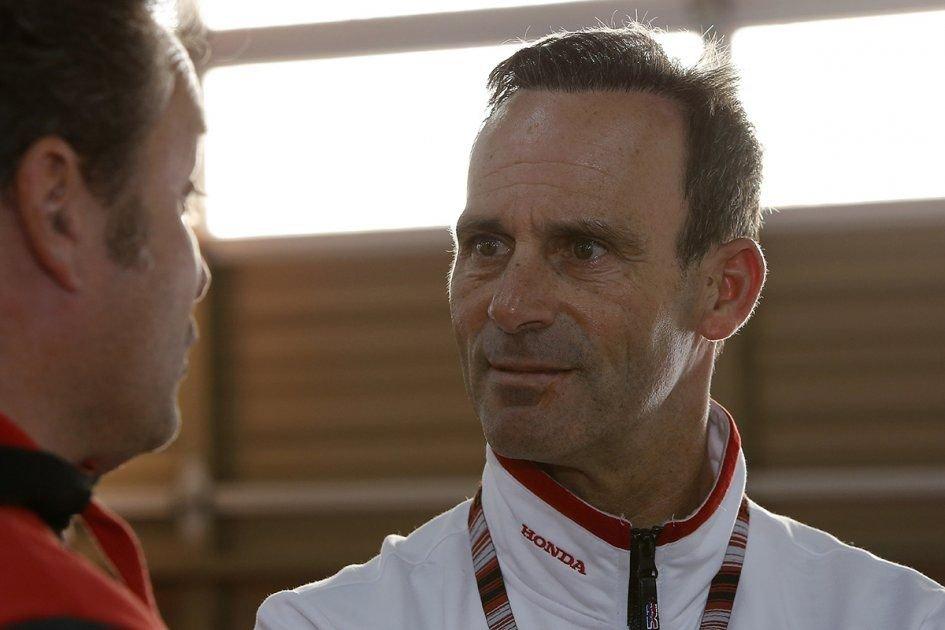 Manajer tim Repsol Honda, Alberto Puig.